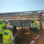 30MW Electrical Works - Сарагоса, Испания