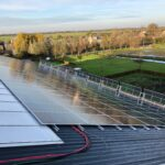 1MW PV Rooftop Installation Works - Нидерландия