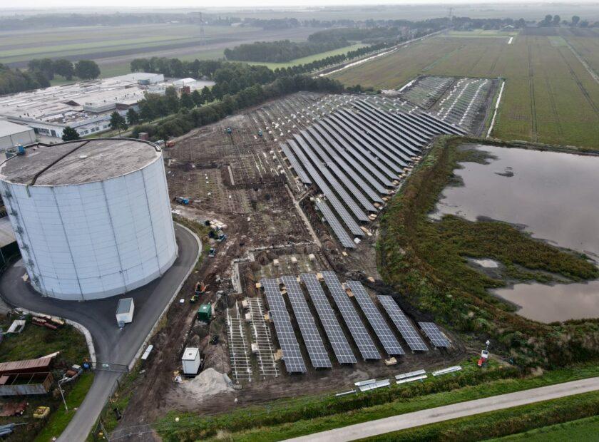 6MW Full Scope PV Plant