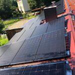 Покривни PV инсталации - Германия