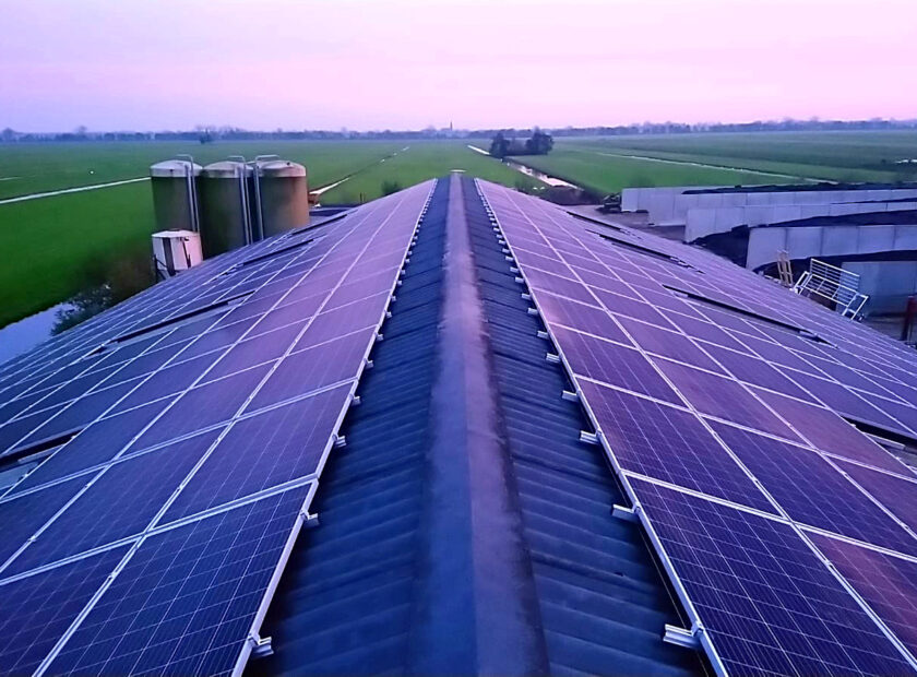 1MW PV Rooftop Installation Works