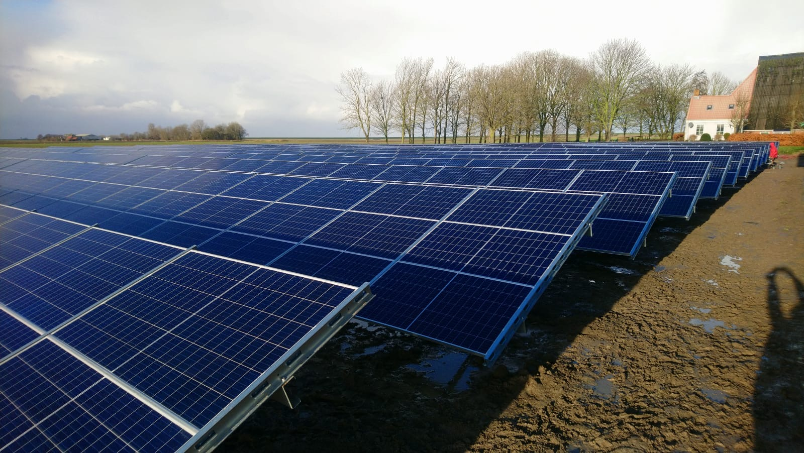 1MW PV Power Plant Construction Mechanical & Electrical Installation Works, Full scope