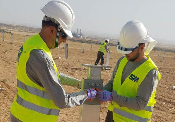 Управление на проекти за фотоволтаични централи